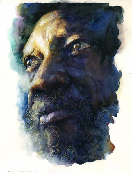 Watercolor Paintings By Stan Miller