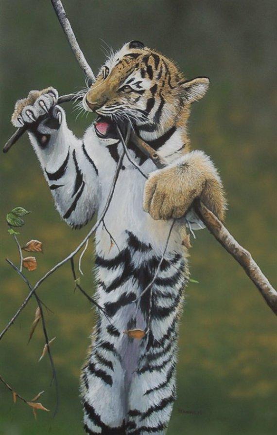 tiger-cub-painting