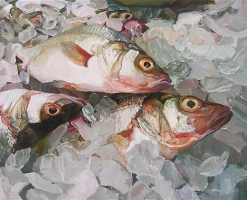 fish-ice-painting