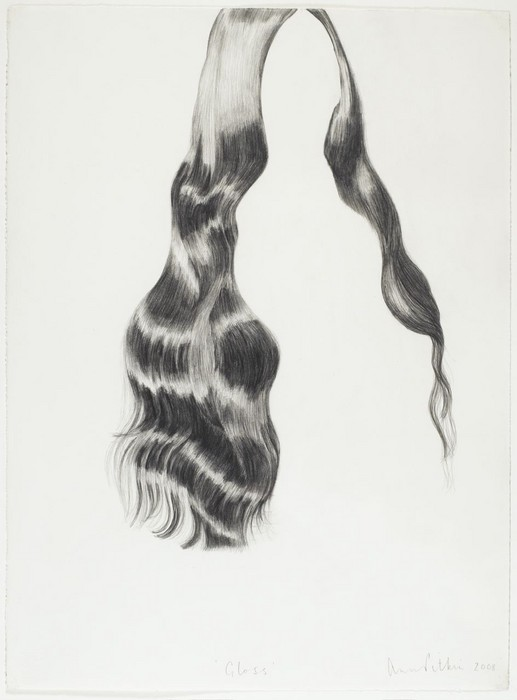 hair-drawing