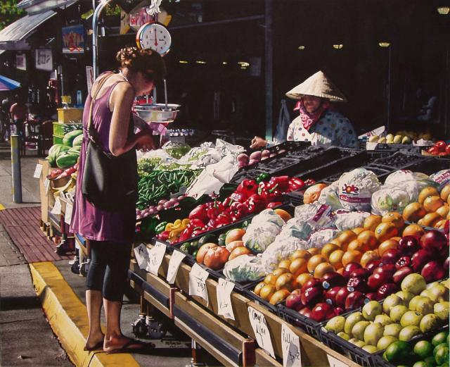 Realistic Watercolor Paintings By Kansas Artist Marlin Rotach