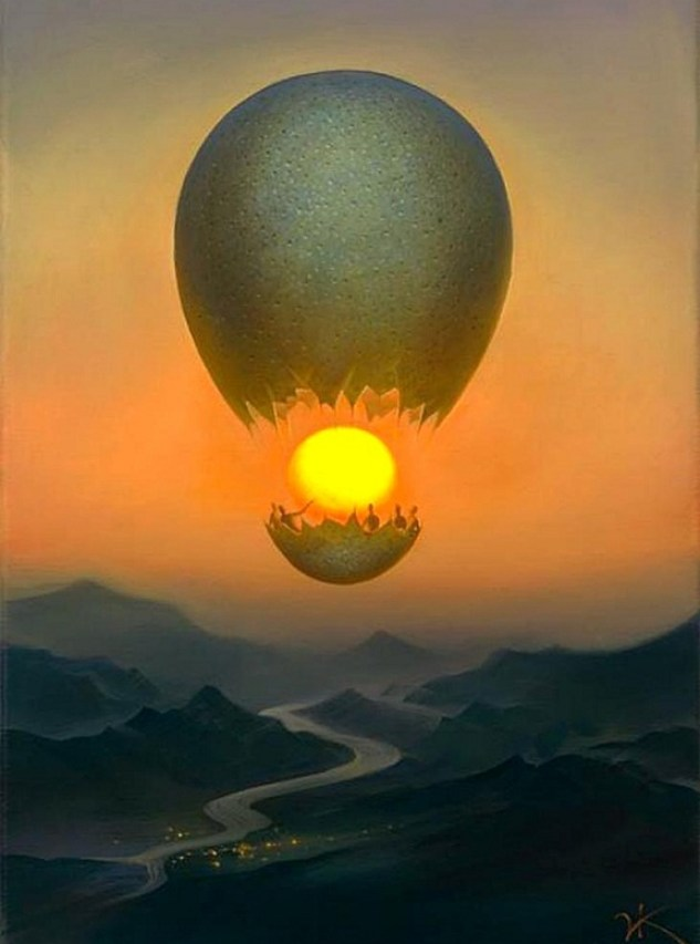 sunrise-surrealism-paintings