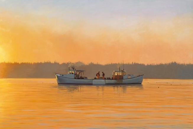 boat-oil-paintings