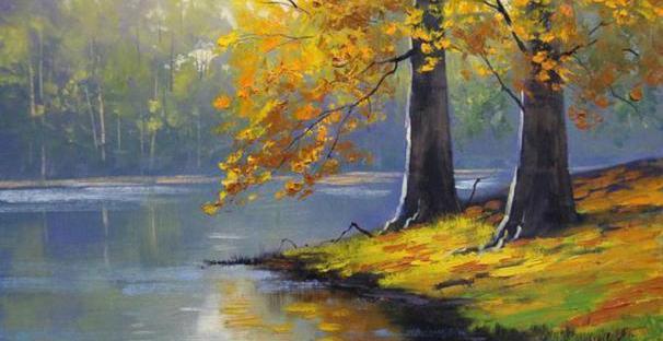 - Australian Landscape Oil Paintings By Graham Gercken