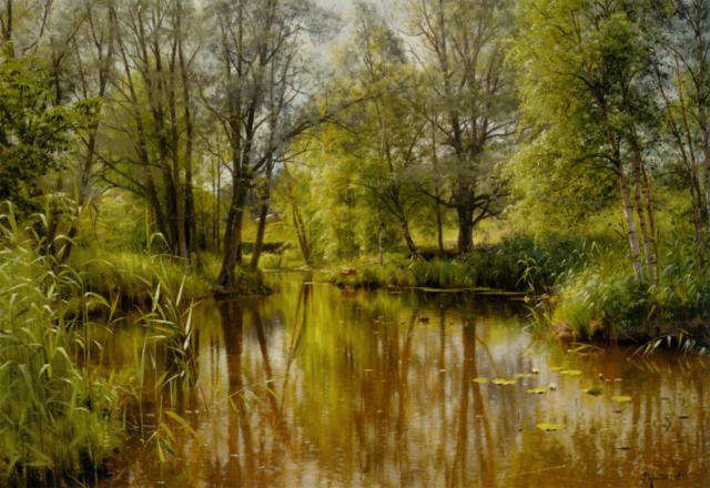 Peder-Mork-Monsted-paintings