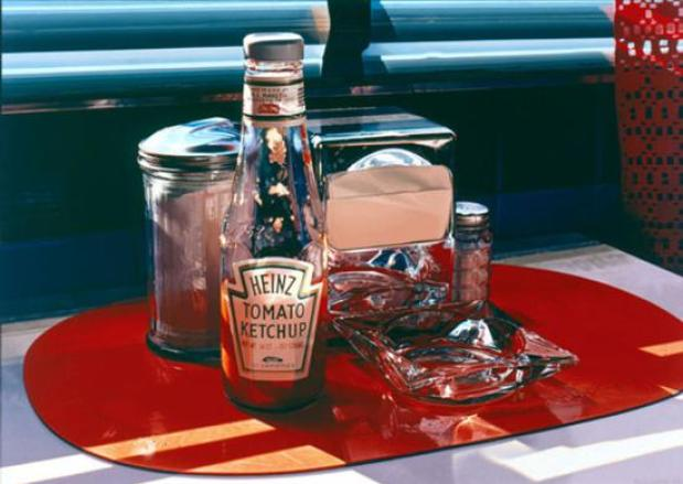 Photorealistic Paintings By Ralph Goings Fine Art Blogger