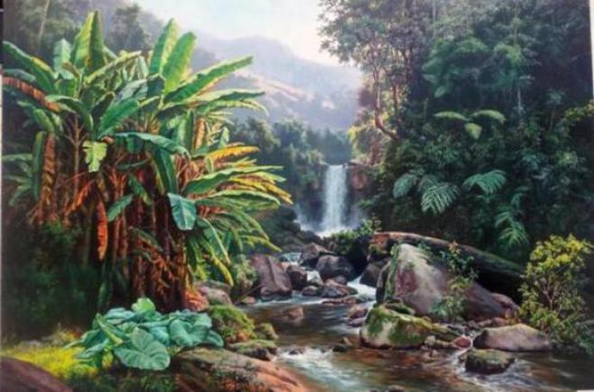 waterfall-paintings