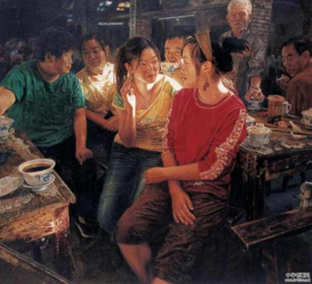 Chinese-people-paintings