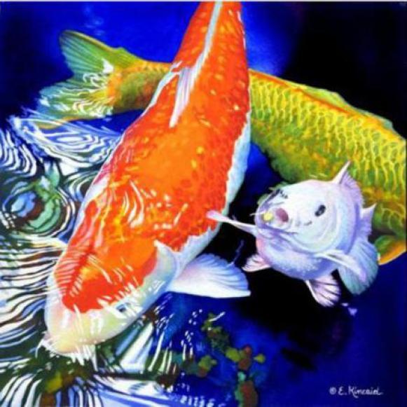 paintings-fish