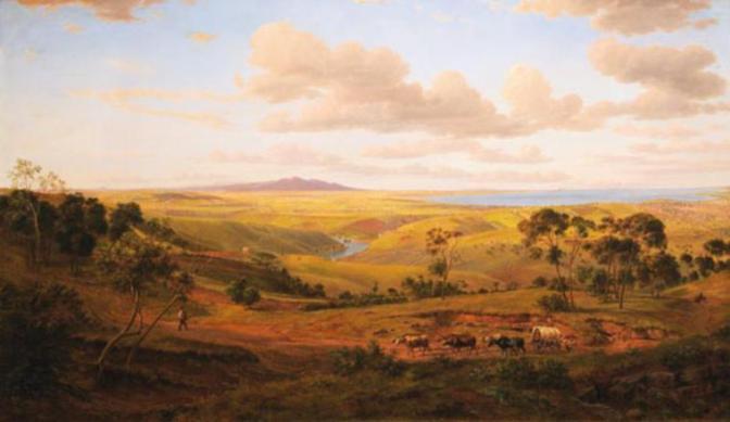 Australia-paintings