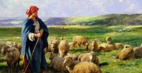 paintings-of-sheep-in-pasture
