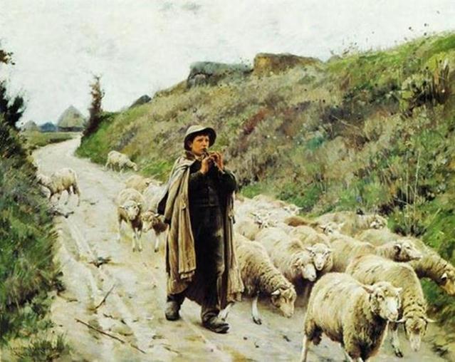 best-sheep-paintings