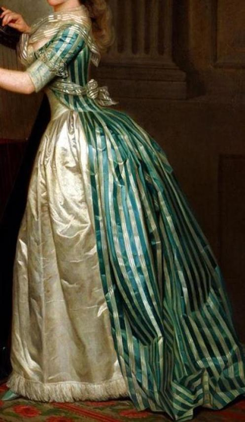 19th-century-gown