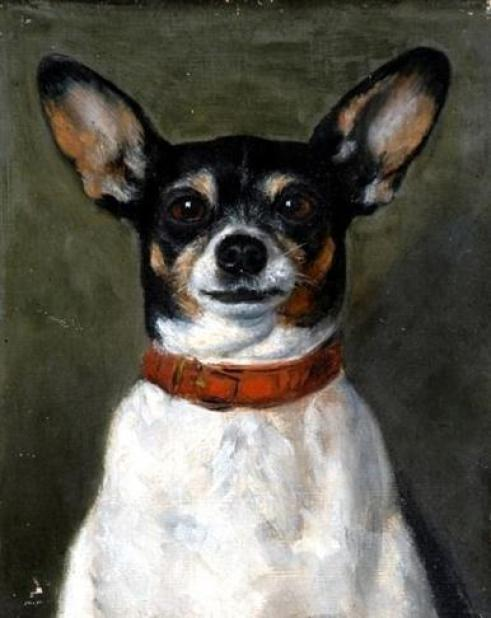 painting-pet-dog