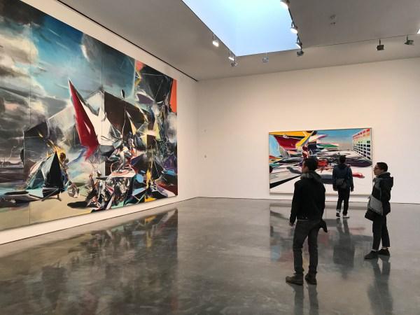 China York Jia Aili Opens Gagosian - Fine Art