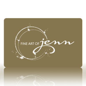 fine art of jenn gift card