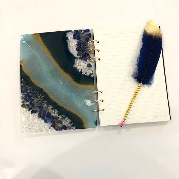open lapis lazuli scripturient journal