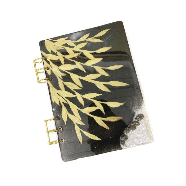 Black Gold Pyrite Journal