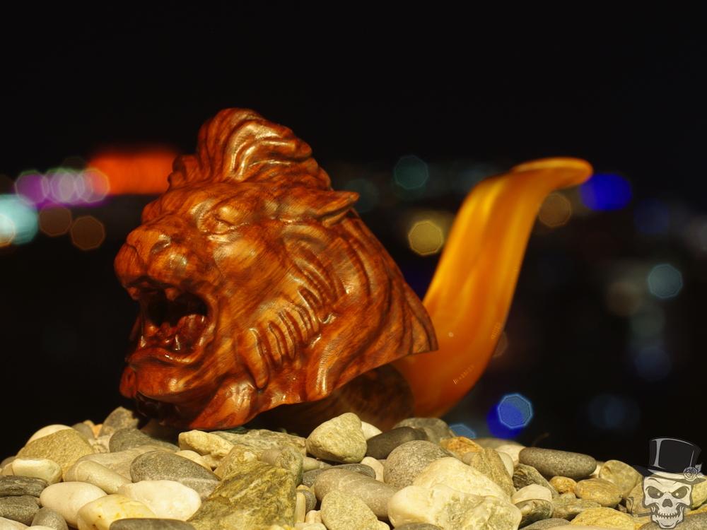 M-023d Lion Head