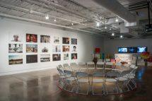 art galleries tcu school
