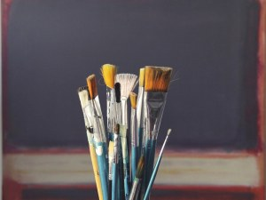 How to Take Care of Your Oil Painting Brushes