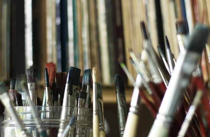 Brushes for Acrylic Painting: Best Acrylic Paint Brushes Review