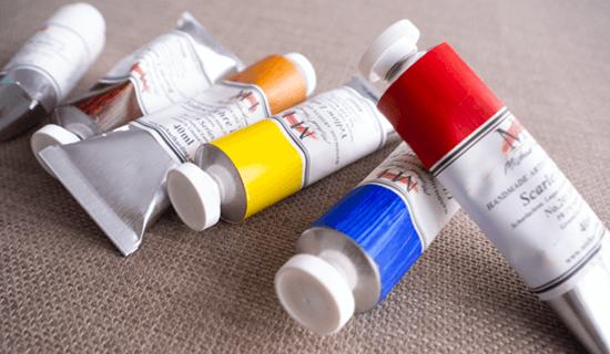 best oil paint brands: Michael Harding