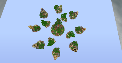 SkyWars Pack— 3 maps