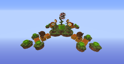 SkyWars | Pack with 5 maps