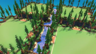 Custom Plot Road [Forest]