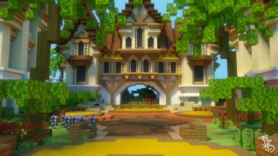 TROPICAL VILLAGE – SERVER LOBBY