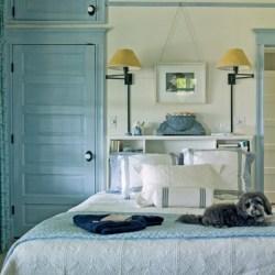 cottage bedroom coastal beach living country decor bedrooms decorating beachy bathroom colors finecraftguild room bed