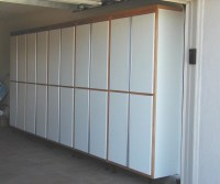 Garage Cabinets: Custom Built Garage Cabinets