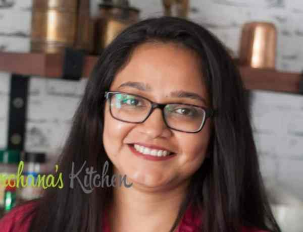 Archanas kitchen on Fine dining Indian