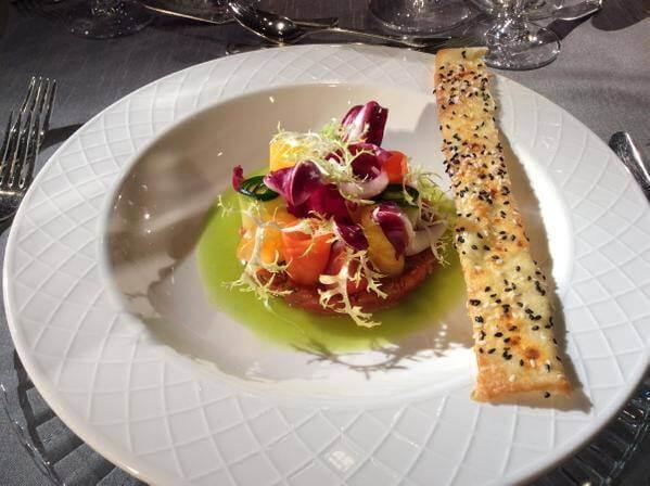 Win Three course Dinner Hilton London Park lane Fine dining Indian