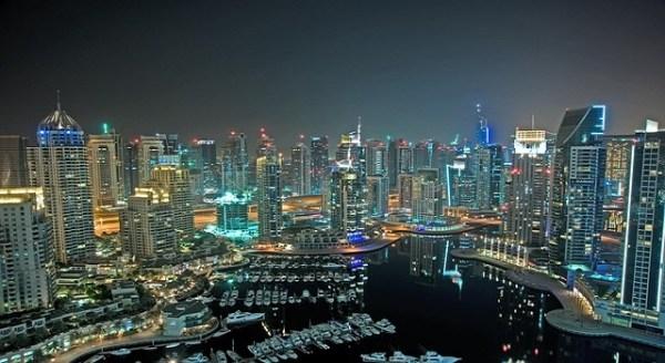 Favorite City via Hotels in Dubai