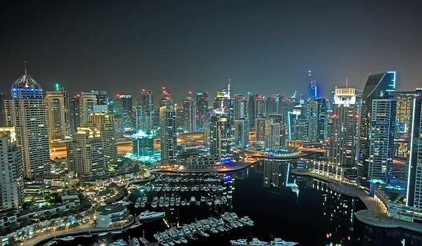 Favorite City via Hotels in Dubai