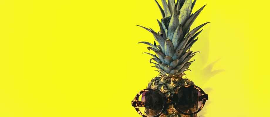 fresh pinapple