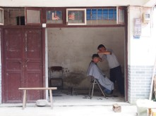 Haircuts in YangDi