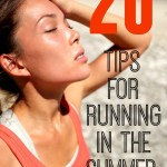 Tips for Hot Weather Running