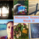 Marathon Training Update Week 10 – Mind Games (plus my giveaway winner!)