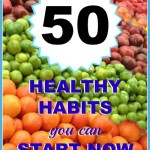 50 Easy Healthy Habits You Can Start Now