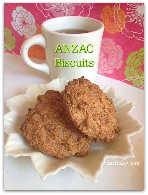 ANZAC Biscuits Recipe - An Australian Tradition