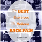 The Best Exercises to Relieve Back Pain (psst: these work for pregnancy, too!)