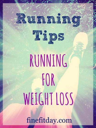 Running Tips - Running For Weight Loss