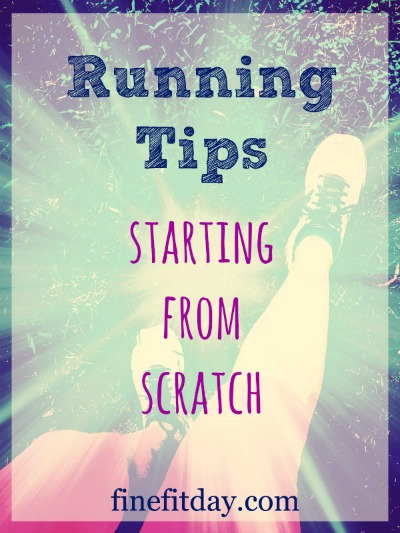 Throwback Thursday - Starting from Scratch. Tips for starting a running routine - whether you're a beginner runner, or recovering from injury or pregnancy, here's how to start running regularly.