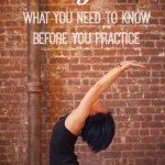 Yoga: What You Need to Know Before You Practice [GUEST POST]