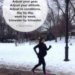 Running Tips – Running Through Pregnancy