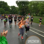 Brooklyn Half Marathon 2015 - Spectator Edition. A rainy, miserable start to the NYRR Brooklyn Half didn't stop the runners and it didn't keep the spectators away either.