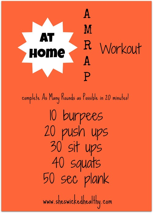 7 Awesome NO Equipment Workouts! Whether you want to try these at the gym, or you need an at-home workout, these cardio and strength workouts will have you sweating.